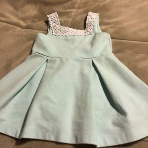 Janie and Jack Light Blue dress